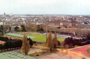 Le stade Yves-Allainmat, dit du Moustoir