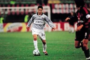 Le jeune Arteta et le PSG rameneront le nul de San Siro en 2001