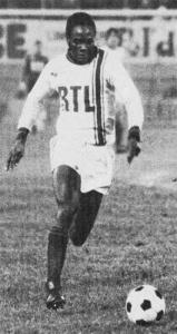 Offensive de François M'Pelé