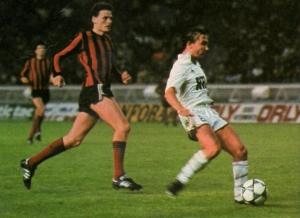 Jean-Claude Lemoult mettra un cinquième but en toute fin de match