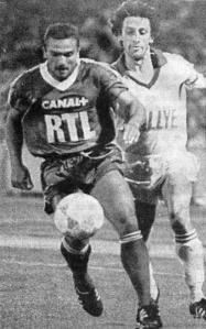 Pierre Bianconi prend le meilleur sur un adversaire