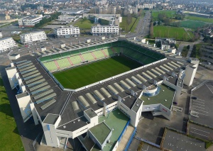 Le stade Michel-d'Ornano