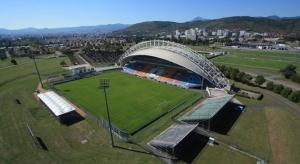 Le stade Gabriel-Monpied