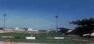 Vue générale du Stade Francis-Le-Basser