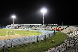 Le stade René-Serge-Nabajoth
