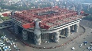 Le stade San Siro