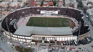 Le stade Toumba