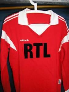 Troisième maillot 1986-87