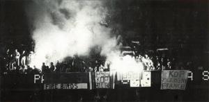 Le Kop de Boulogne aura soutenu son équipe tout le match