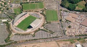Le stade de la Méditérranée