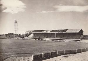 Le stade des Sauclières