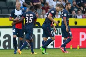 Photo Ch. Gavelle, psg.fr (image en taille et qualité d'origine: http://www.psg.fr/fr/Actus/105003/Galeries-Photos#!/fr/2013/2686/35338/match/Sturm-Graz-Paris-3-1/Sturm-Graz-Paris-3-1)