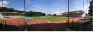 Le stade des Allées-Jean Leroi