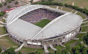 La Red Bull Arena de Leipzig