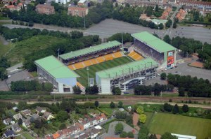 Le stade Bollaert