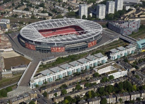 L'Emirates Stadium