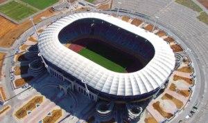 Le stade Olympique de Rades