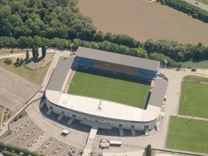 Le stade de l'Aube