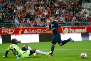 Photo Ch. Gavelle, psg.fr (image en taille et qualité d'origine: http://www.psg.fr/fr/Actus/105003/Galeries-Photos#!/fr/2014/2884/41793/match/Reims-Paris-2-2/Reims-Paris-2-2)