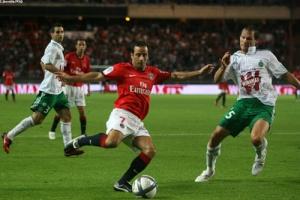 Ludovic Giuly déborde