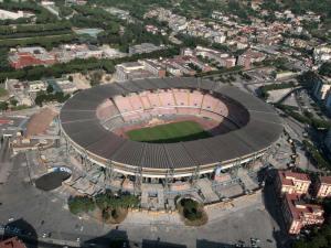 Le stade San Paolo