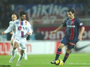 Pedro Pauleta balle au pied