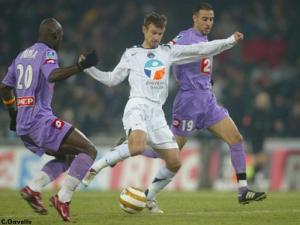 Toulouse psg 2 0 21 12 05 coupe de la ligue 05 06 archives paris football - Coupe de la ligue om toulouse ...