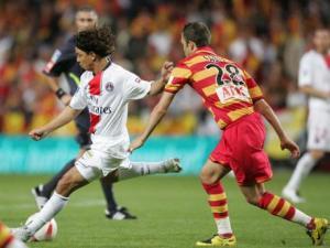 Marcelo Gallardo, entré en toute fin de match