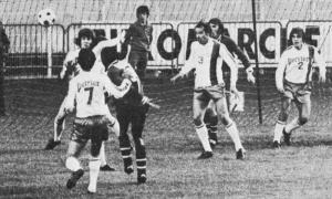 Tentative de François M'Pelé