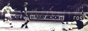 Carlos Bianchi trompe le portier lyonnais
