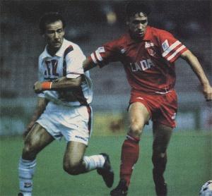 L'argentin Calderon au duel