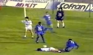 Faute de Nouma dans la surface : penalty et 3-1 pour Toulouse