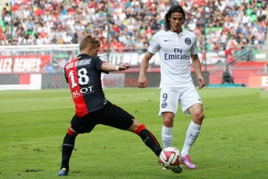 Photo Ch. Gavelle, psg.fr (image en taille et qualité d'origine : http://www.psg.fr/fr/Actus/105003/Galeries-Photos#!/fr/2014/2888/42289/match/Rennes-Paris-1-1/Rennes-Paris-1-1)