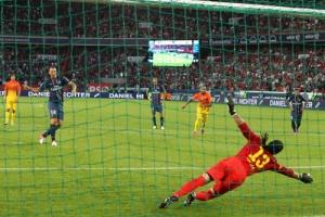 Photo Ch. Gavelle, psg.fr (image en taille et qualité d'origine: http://www.psg.fr/fr/Actus/105003/Galeries-Photos#!/fr/2012/2453/30807/match/Paris-Barcelone-2-2-1-t-a-b-a-4/Paris-Barcelone-2-2-1-t-a-b-a-4)