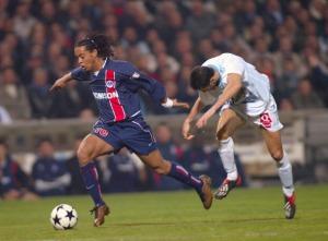 Personne ne peut suivre Ronaldinho!