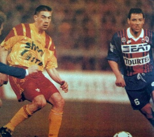 Paul Le Guen (HAC Foot Archives)