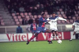Dely Valdes aura sorti le PSG d'un mauvais pas en inscrivant deux buts...