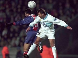 Duel aérien entre Gravelaine et Alain Roche