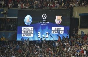 Le score final (S. Mantey)