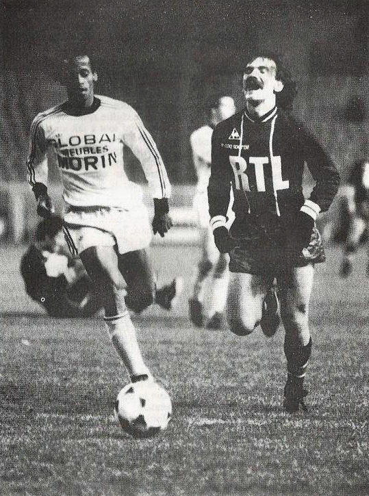 PSG – Angers 1-1, 08/04/80, Division 1 79-80 | Archives ...