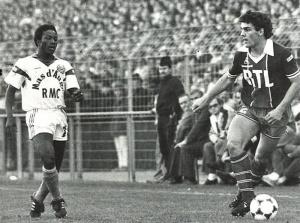 Thierry Bacconnier face à Diallo (A. Gadoffre)