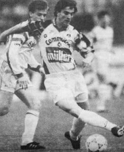 David Ginola (HAC Foot Archives)