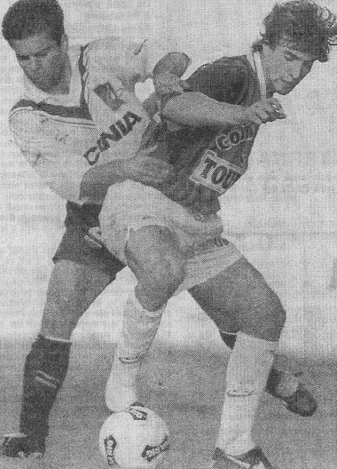 Angers – PSG 1-1, 01/09/93, Division 1 93-94 | Archives ...