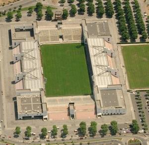 Le stade des Costières