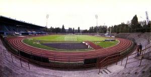 Le stade municipal d'Ostrava
