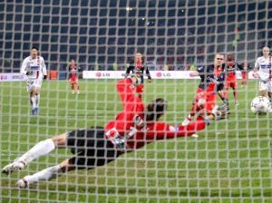 L'égalisation de Jérôme Rothen sur penalty