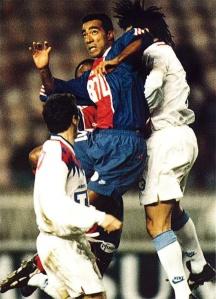 Patrice Loko à la lutte...