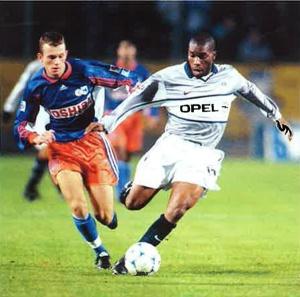 Augustine Okocha (Ch. Gavelle)