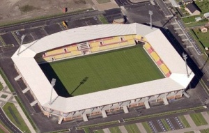Le stade de l'Epopée