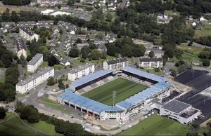 Le stade du Roudourou